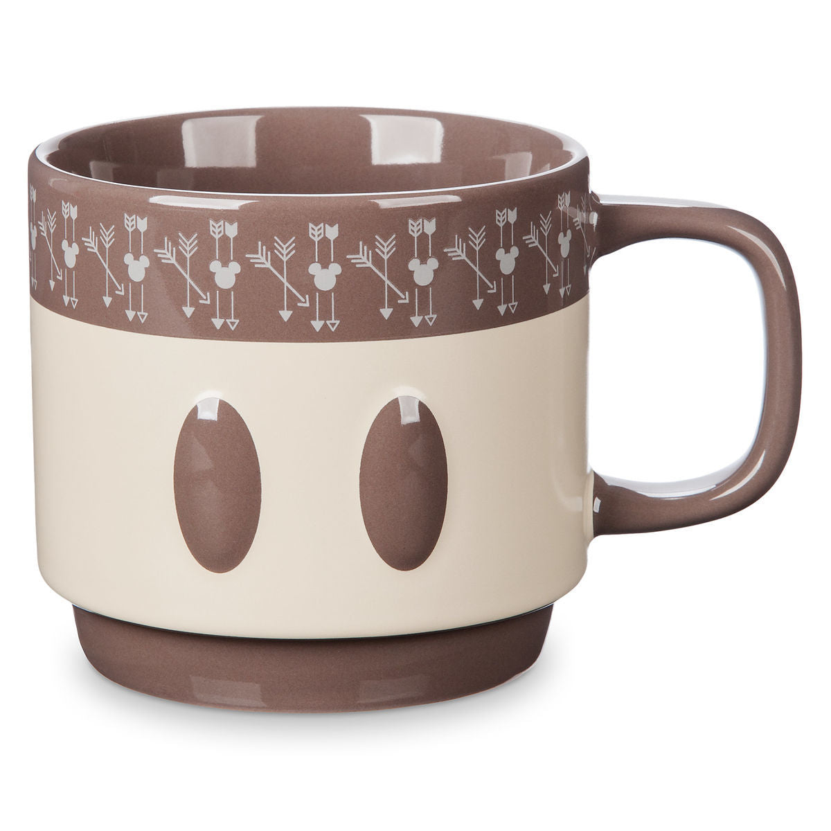 Disney Store Mickey Memories November Limited Stackable Coffee Mug