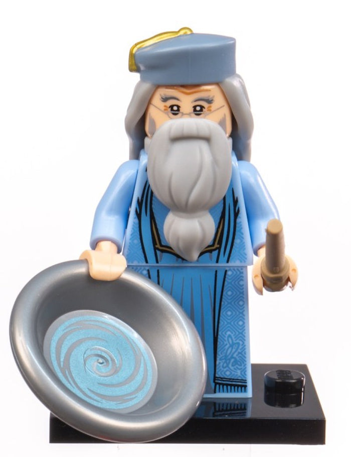 Lego Harry Potter Fantastic Beasts Minifigures Albus Dumbledore New Opened