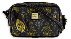 Disney Dooney & Bourke 50th Haunted Mansion Crossbody Bag Purse New