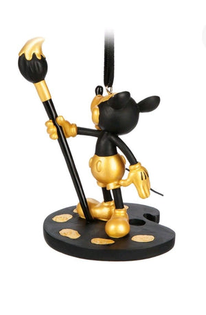 Disney Mickey The True Original Ornament Gold Collection Limited Edition New Box