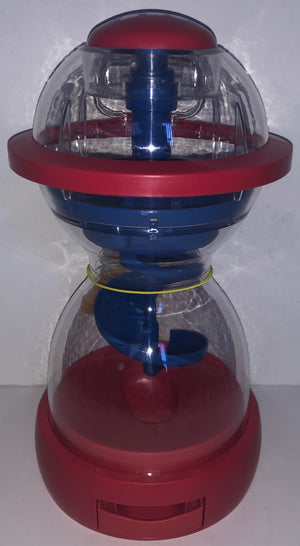 M&M's World Fun Machine Candy Dispenser Red and Blue New with Tags