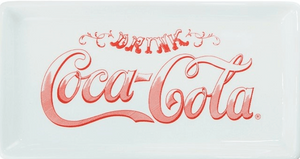 Authentic Coca Cola Coke Change Receiver Spoon Rest New