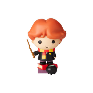 Wizarding World of Harry Potter Charms Style Ron Weasley Resin Figurine New Box