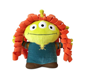 Disney Toy Story Alien Pixar Remix Plush Merida Limited Release New with Tag