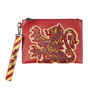 Universal Studios Harry Potter Gryffindor Wristlet Pouch by Danielle Nicole New