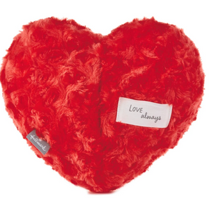 Hallmark Valentine Heart Recordable Plush New with Tag