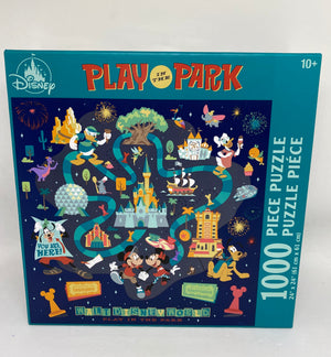 Disney Parks Mickey and Friends Play in the Park 1000 pcs Puzzle New with Box