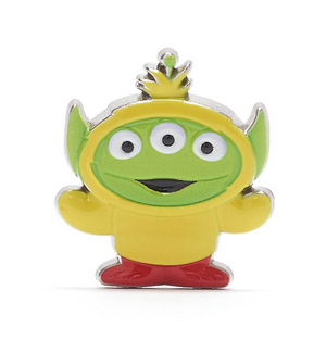 Disney Toy Story Alien Pixar Remix Pin Ducky Limited Release New