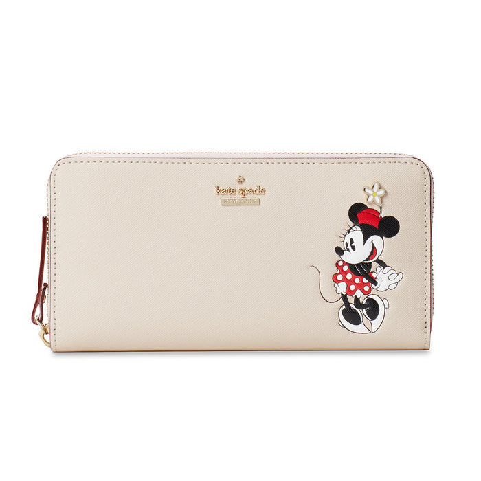 Disney Minnie Mouse Lacey Wallet by Kate Spade New York New with Tags