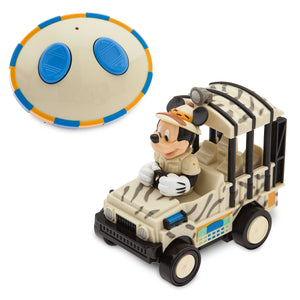 Disney Parks Mickey Mouse Remote Control Safari Truck Disney's Animal Kingdom