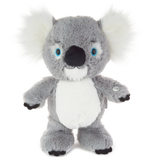 Hallmark Valentine Hug 'n' Sing Tootin' Koala Musical Motion Plush New with Tag