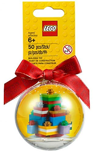 Lego 853815 Gifts Holiday Christmas Ornament 50 Pieces New with Tags