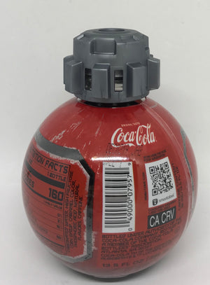 Disney Parks Coca Cola Coke Star Wars Galaxy Edge 13.5 Bottle Thermal Detonator