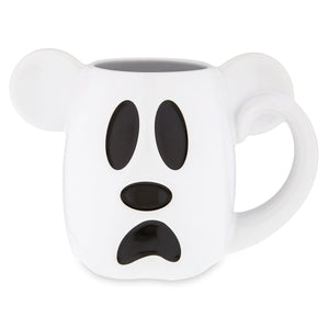 Disney Halloween Mickey Boo to You Ceramic Coffee Mug New