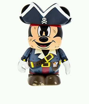 "Disney Vinylmation 3"" Halloween Mickey Mouse Pirates 2015 2250 Limited Edition"
