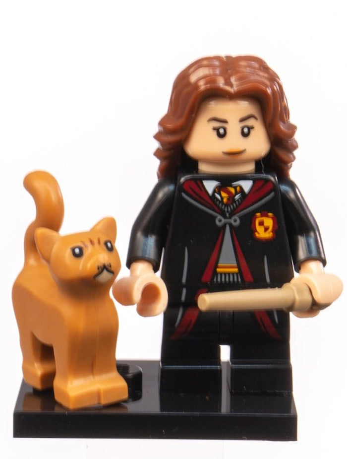 Lego Harry Potter Fantastic Beasts Minifigures Hermione School Robes New Opened