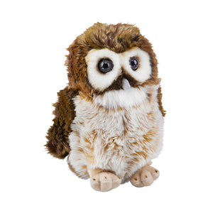 Universal Studios Harry Potter Brown Owl Plush New with Tags