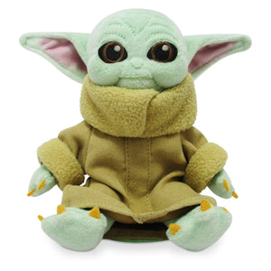 Disney Star Wars The Mandalorian The Child Yoda Magnetic Shoulder Plush New Tags