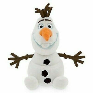 Disney Store Frozen Olaf Mini Bean Bag Plush New with Tags