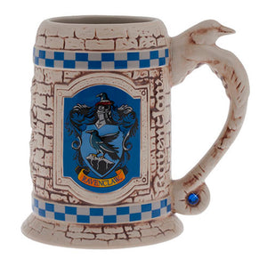 Universal Studios The Wizarding World Harry Potter Ravenclaw Stein Coffe Mug New