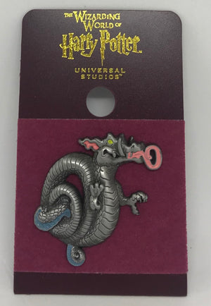 Universal Studios Wizarding World Of Harry Potter Magical Menagerie Dragon Pin