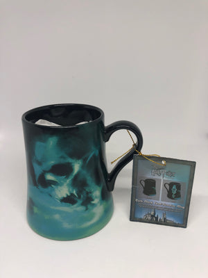 Universal Wizarding World Harry Potter Dark Mark Heat Reactive Mug New