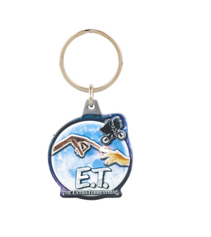 Universal Studios E.T. Moon Keychain New with Tags