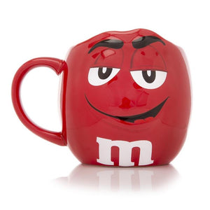 M&M's World Red Character 3D Mug