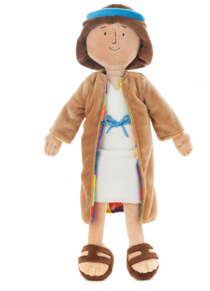 Hallmark My Friend Jesus Plush Doll New with Tags