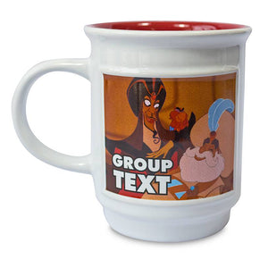 Disney Villains Aladdin Jafar Meme Coffee Mug New