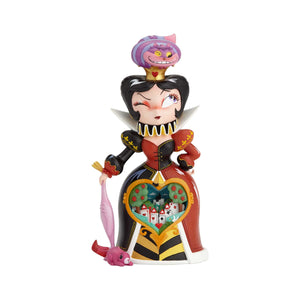 Disney Miss Mindy Queen of Hearts Figurine New with Box