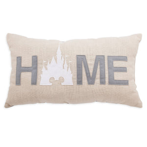 Disney Parks Mickey Mouse Throw Pillow Disney Homestead Collection New with Tags