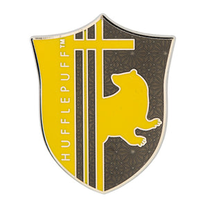 Universal Studios Harry Potter Hufflepuff House Pride Pin New with Card