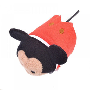 Disney Store Japan 90th 1983 Mickey's Christmas Carol Tsum Plush New with Tags