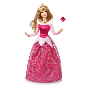 Disney Princess Aurora Classic Doll with Ring New with Box