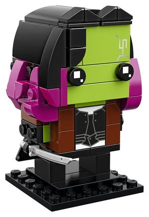 Lego 41607 BrickHeadz Gamora Marvel 136 Pieces New Box Sealed