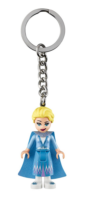 Lego Disney Frozen 2 Elsa Key Chain 853968 New with Tag