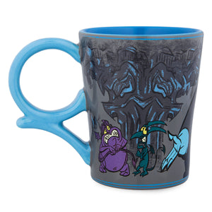 Disney Parks Hercules Villain Hades Ceramic Coffee Mug New
