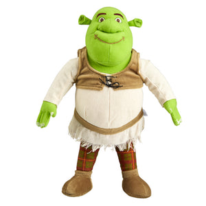 "Universal Studios 12"" Shrek Plush Toy New With Tags"