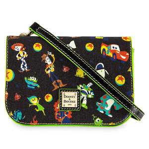 Disney Parks Pixar Crossbody Bag Dooney & Bourke Woody Jessie Buzz Lightyear New