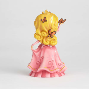 Disney Miss Mindy Aurora with Diorama Dress Light Up Figurine New with Box