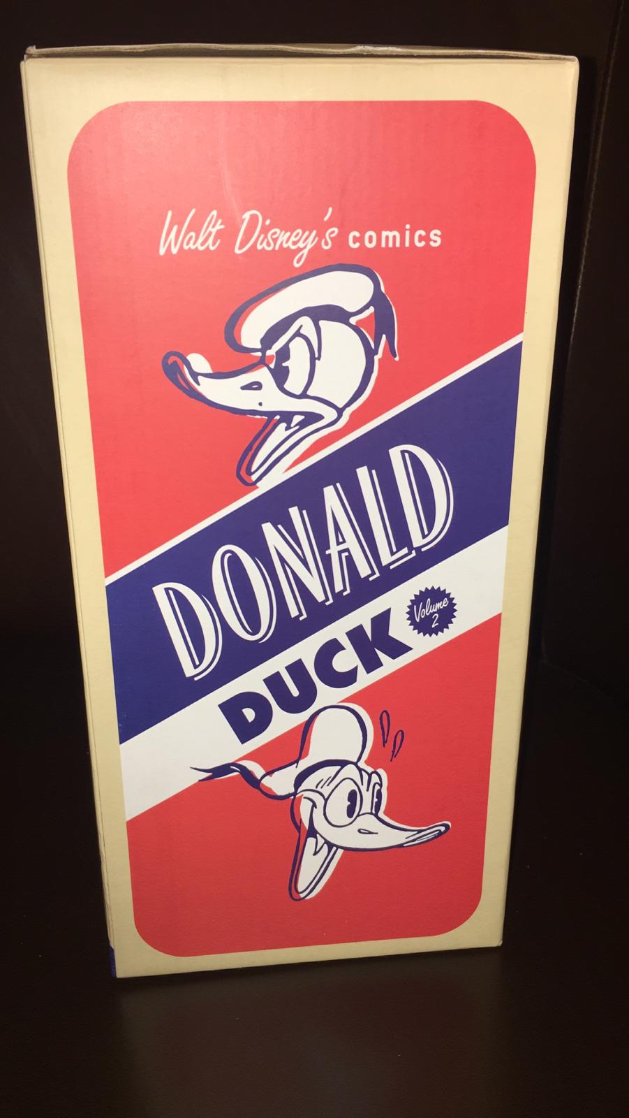 Disney D23 Expo 2019 85th Donald Figurine Set of 4 Limited Lights Sounds New Box