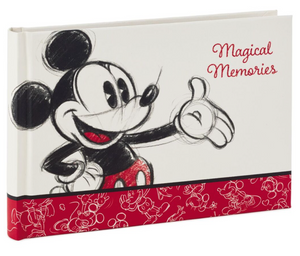 Hallmark Disney Mickey Magical Memories Snapshot Album New