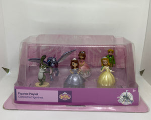 Disney Sofia The First Figure Play Set Cake Topper New with Box