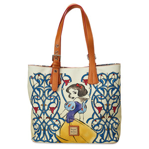 Disney Princess Snow White Emily Tote by Dooney & Bourke New with Tags