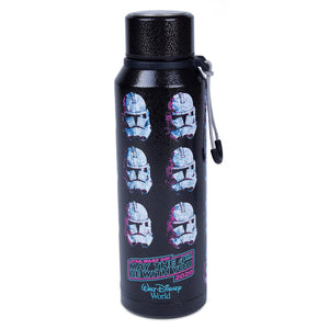 Disney Star Wars May the 4th Be With You Water Bottle Walt Disney World New