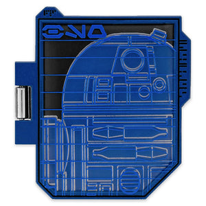 Disney Rose Tico Pin Star Wars Galaxy's Edge Droid Schematic Limited New