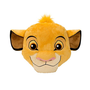 Disney The Lion King Simba Plush Pillow 15in New with Tag