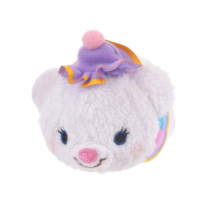 Disney Store Japan UniBEARsity Mrs. Potts La Mar Mini Tsum Plush New with Tags