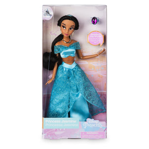 Disney Princess Jasmine Classic Doll with Ring New with Box